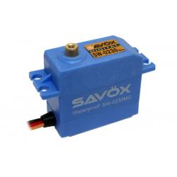 Servocomando Digitale Savox SW0230MG Water Proof HV