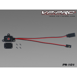 VP Pro Power On & Off Lipo Mode Switch