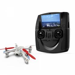 Hubsan X4 FPV Drone 6 assi RTF 2.4ghz con radio a schermo LCD