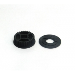 PA0069 BMT 984 Pulley Z29 with flange