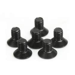 PA0096 BMT 984 Flat Head 3x6mm Screw (6pcs)