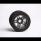 "Matrix Front/Rear 1/8 On/Road Tires on Rims ""FIVE""Carbon 32/35 Shore"