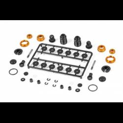 338000-O Xray NT1 2013 Set Ammortizzatori Low Profile