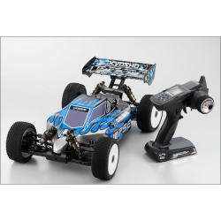 Rc Electric Car Kyosho Inferno MP9 TKI Buggy RTR Brushless 1/8