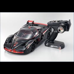 Automodello Elettrico Kyosho EP Fazer VE-X Brushless RTR Ferrari