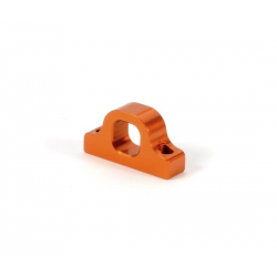 303710-O Xray T4 2015 Alu Lower 2-Piece Suspension Holder