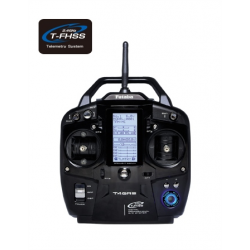 Futaba 4GRS 2.4GHz Radio System w/R304SB 4-Channel Receiver