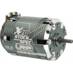 LRP Vector X20 BL StockSpec - 13.5T Sensored Brushless Motor