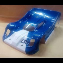 Delta Plastik LF 22.00 1/8 Rally Game GT Body (Lexan 1,5mm)