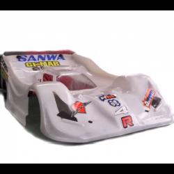 Schepis Model 1/8 Rally Game GT Body (Lexan 1mm)