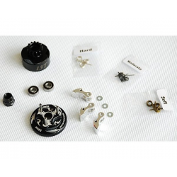 Alpha Kit frizione completo di campana ventilata (13T)