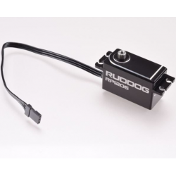 Ruddog RP1206 Low Profile HV Coreless Digital Servo