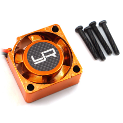 Yeah Racing Hacktronic Tornado High Speed Ball Bearing Fan 25mm