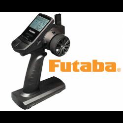 Radiocomando a volantino Futaba 3PV 2.4Ghz (Garanzia Italia)