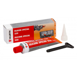 Wurth black chemical seal 70ml (paste for seals)