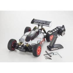 Rc Electric Car Kyosho Inferno VE Type2 RTR Brushless 1/8