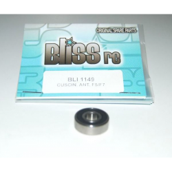 BLI1149 Cuscinetto anteriore per motore Bliss F5 / F7