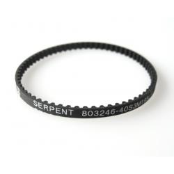 SPT804104 Serpent 748 Belt Rear 40S3M195 Low Friction