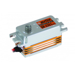 Savox SB-2261MG Low Profile Brushless Digital Servo Full Metal