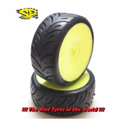 Gomme SP Racing GT Wet Radiali Bagnato/Umido
