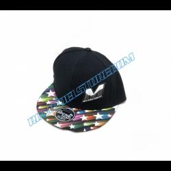 Mugen Cappello Hip-Hop (Nero)