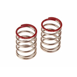 SPT160303 Serpent Spring red L23 (4.1/23.5) (2pcs)