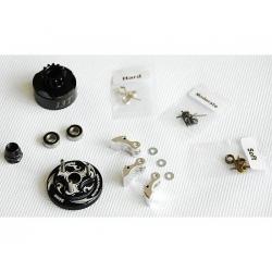 Alpha Kit frizione completo di campana ventilata (14T)