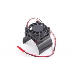 Fastrax Motor Heat Sink W/Fan For 540 Motor (Fan On Top)