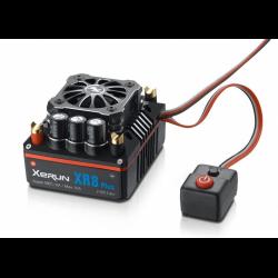 Hobbywing Xerun XR8 PLUS ESC Speed Controller - Black