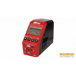 Hitec Multi Charger X1 Red 60W 12-240V