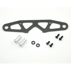 SPT804295 Serpent 748 Bumperplate carbon