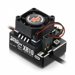 HobbyWing Regolatore Elettronico Brushless XERUN XR10 80A Stock Spec