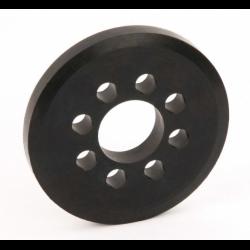 Robitronic Ruota in gomma per Starter Box in alluminio