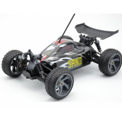 Rc Electric Car Himoto Spino Buggy 4WD RTR 1/18