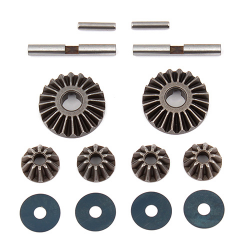 81380 Associated RC8B3 Differential Gear Set, HTC