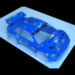Delta Plastik Subaru Impreza 1/8 Rally Game Body