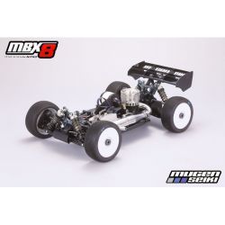 Automodello Mugen MBX8 Buggy Off/Road