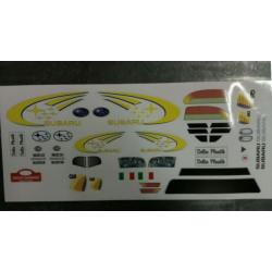Delta Plastik Adesivi per carrozzeria Subaru Impreza (1/8)