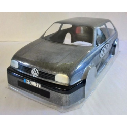 Delta Plastik Volkswagen Golf 1/10 Touring 200mm Body