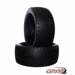 Hot Race ROMA M Medium 1/8 Buggy Tyres (1pr)