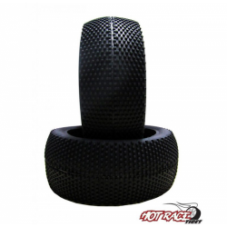 Hot Race BANGKOK S Soft 1/8 Buggy Tyres (1pr)
