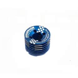 02154-11 Novarossi Blue Cooling Head Flash PT/A .21 On/Road