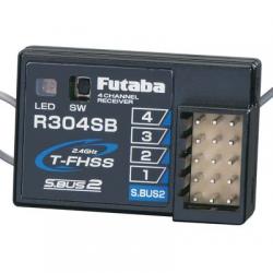 Futaba Receiver R304SB 2.4Ghz Telemetry T-FHSS