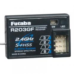 Futaba Ricevente R203GF 2.4Ghz FHSS