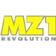 MZ284 Supporto cam freno in carbonio