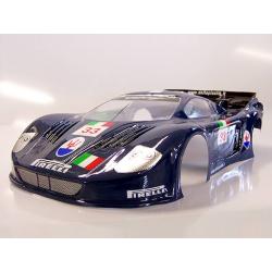 Delta Plastik Maserati MC12 1/8 Rally Game Body (Lexan 1,5mm)