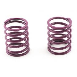 H0523 Mugen Front Damper Spring Purple 1,6mm