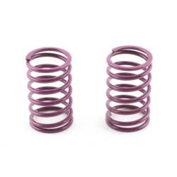 H0527 Mugen Rear Damper Spring Purple 1,6mm