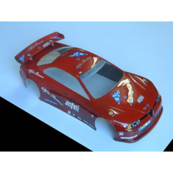 Delta Plastik Alfa Romeo 156 1/10 Touring 200mm Body