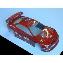Delta Plastik Carrozzeria Alfa Romeo 156 (1/10 - 200mm)